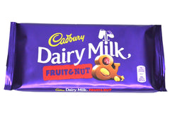 Cadbury Dairy Milk Fruit and Nut - 200g