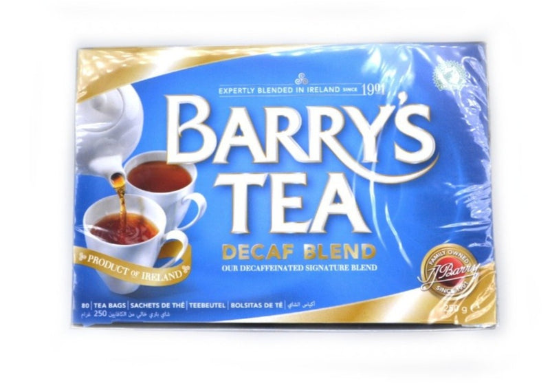 Barry's Tea Decaf Blend - 80bags