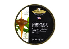 Simpkins Caramint Travel Sweets - 200g