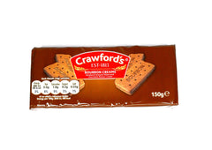 Crawfords Bourbon Creams - 150g