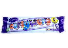 Cadbury Curly Wurly - 5 Pack