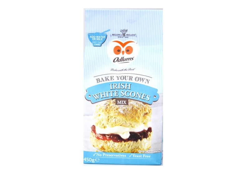 Odlums Irish White Scones Mix - 450g