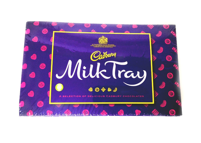 Cadbury Milk Tray - 78g