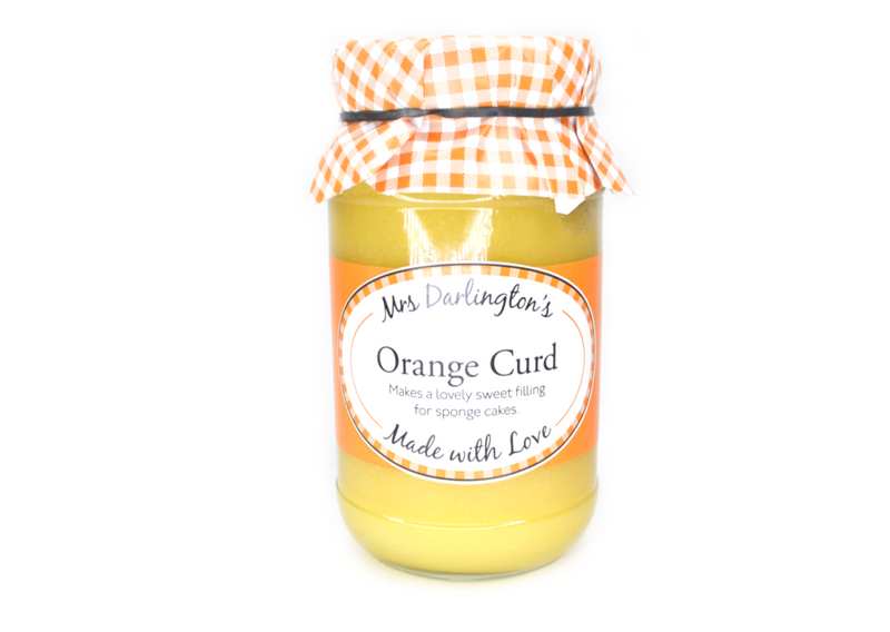 Mrs. Darlington's Orange Curd - 320g