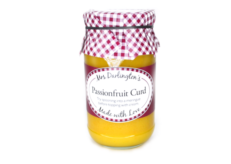 Mrs. Darlington's Passionfruit Curd - 320g