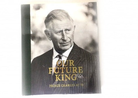 Our Future King Prince Charles Book