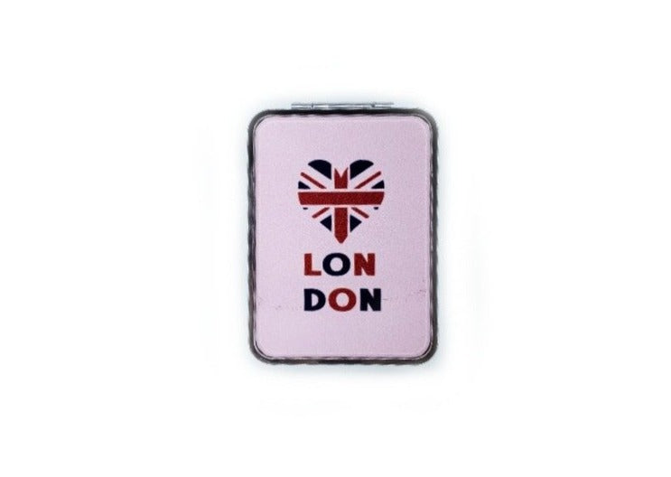 London Compact - Pink