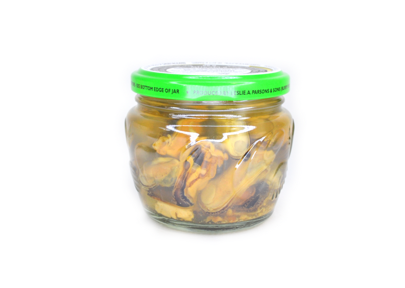 Pickled Mussels - 66g