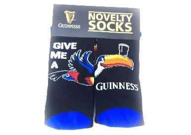 Guinness Novelty Socks - One Pair