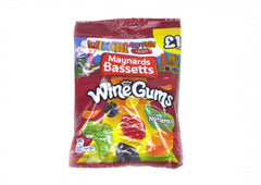 Maynards Bassetts Wine Gums - 190g