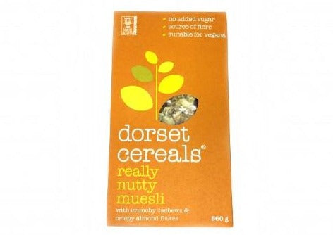 Dorset Cereals Really Nutty Muesli - 560g