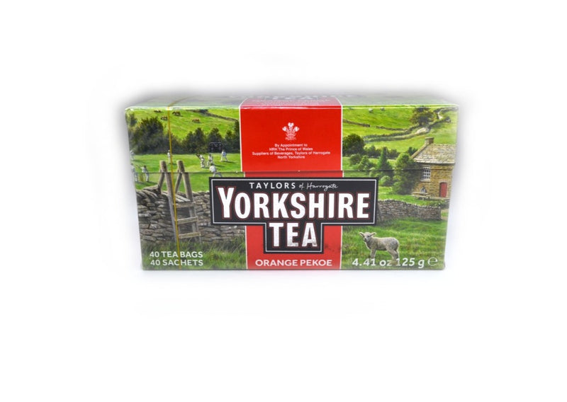 Yorkshire Red Tea - 40bags