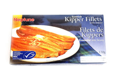 scottish kipper fillets with butter box