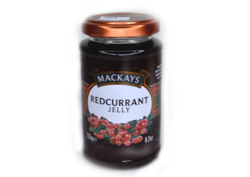 Mackays Redcurrant Jelly - 235g
