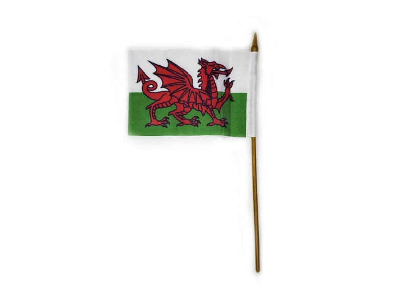 Wales Flag - Small