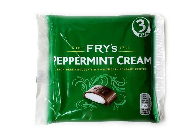 Fry's Peppermint Cream - 3pk