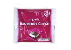 Fry's Raspberry Cream - 3 pack