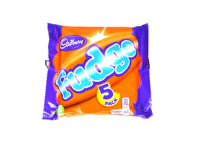 Cadbury Fudge - 5pk