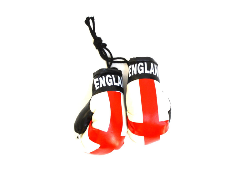 England Mini Boxing Gloves