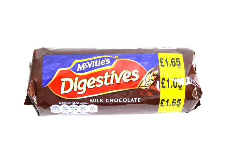 McVities Milk Chocolate Digestives - 266g