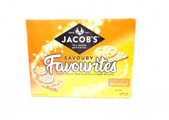 Jacob's Savoury Favourites - 200g