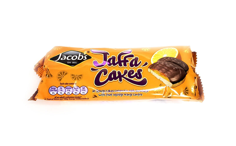 Jacob's jaffa cakes