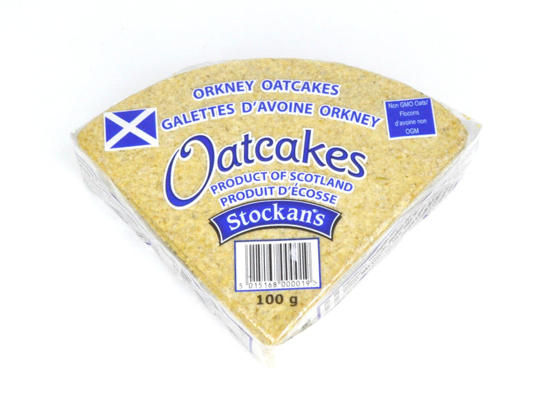 Stockan's Orkney Thin Oatcakes - 100g