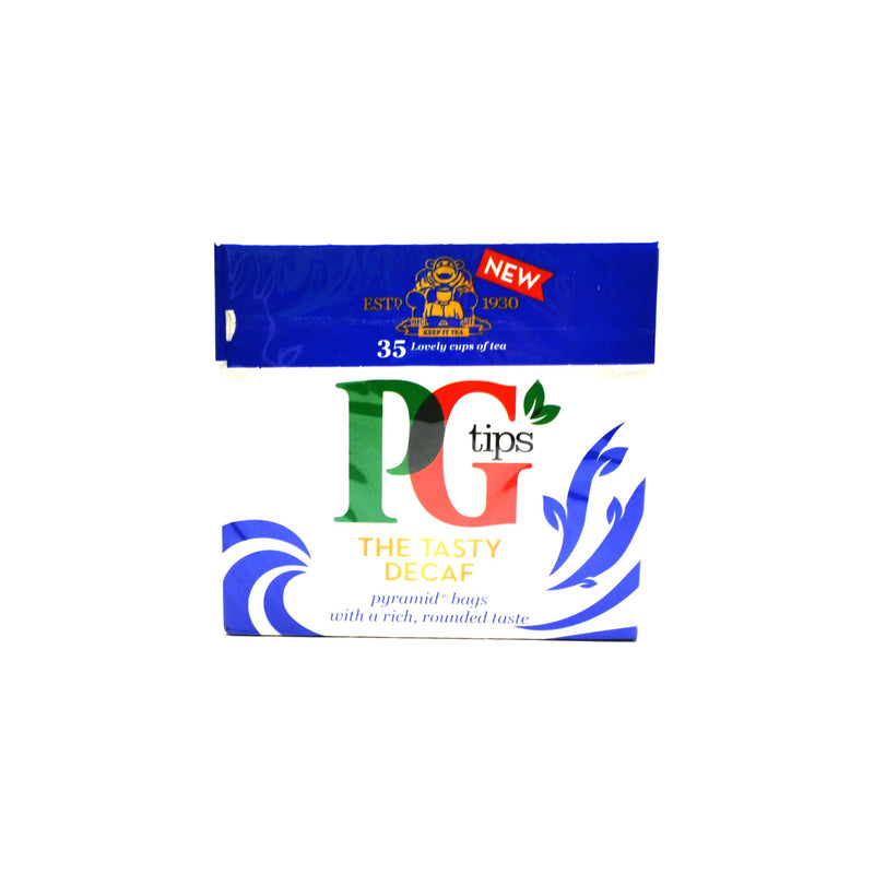 PG Tips Tasty Decaf -35 bags