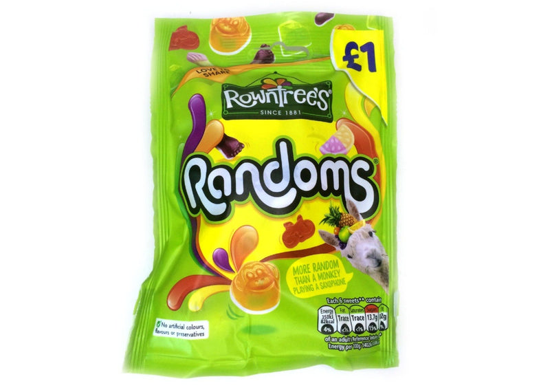 Rowntrees Randoms - 120g