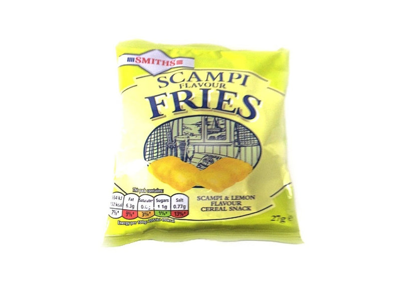 Smiths Scampi Flavoured Fries - 27g