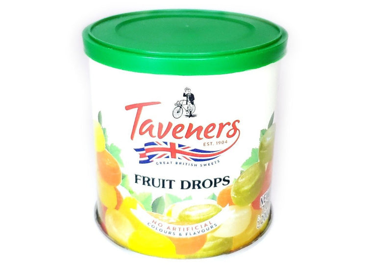 Taveners Fruit Drops - 200g
