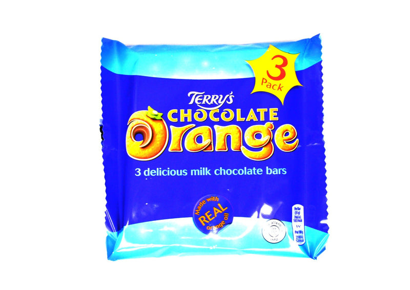 Terry's Chocolate Orange - 3pk