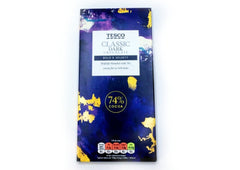 Tesco Classic Dark Chocolate - 100g
