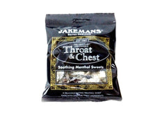 Jakeman's Throat & Chest - 100g