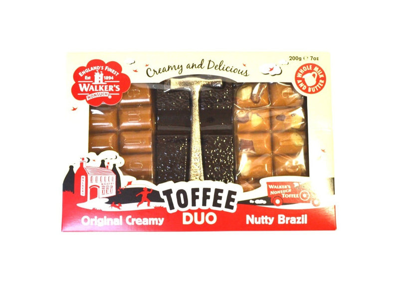 Walkers Toffee Duo with Hammer - 200g