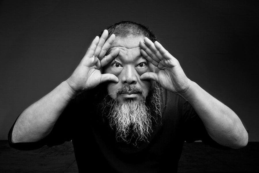 Tribute to Ai Weiwei