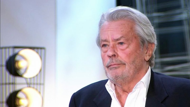 What's New on Alain Delon in December 2018