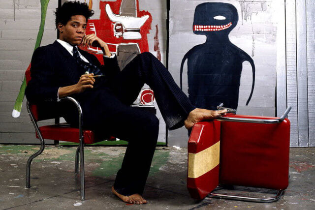 5 interesting facts about Jean-Michel Basquiat