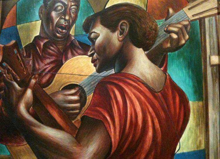 Charles White exhibition