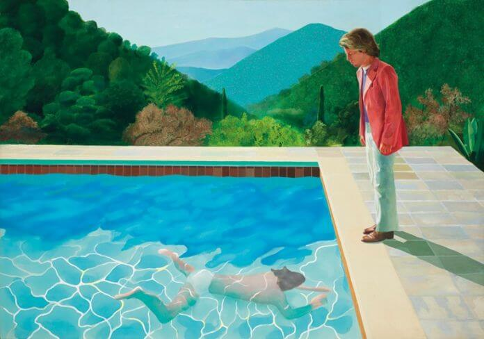 What's New on David Hockney: November 2018