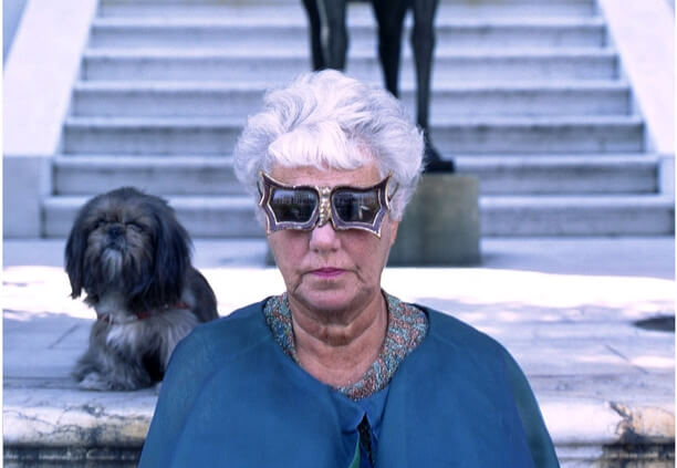 Tribute to Peggy Guggenheim