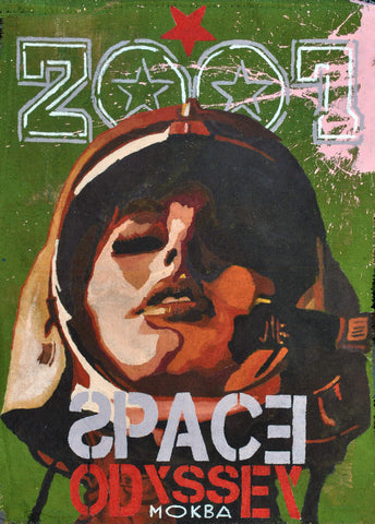2001 A Space Odyssey Art for Sale