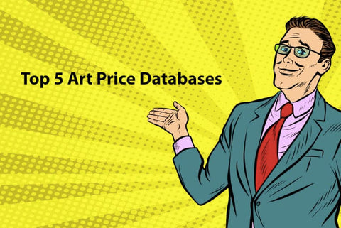 Top 5 Art Price Databases, art market, Contemporary Art, Evaluating Art, Art Pricing, Art Finance, Art Investment,