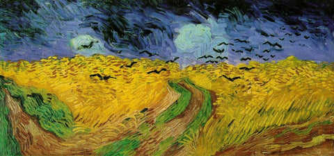 VINCENT VAN GOGH, VINCENT VAN GOGH ARTWORKS, VAN GOGH PAINTINGS, VAN GOGH OPERE, Van Gogh QUOTES, Van Gogh biography,