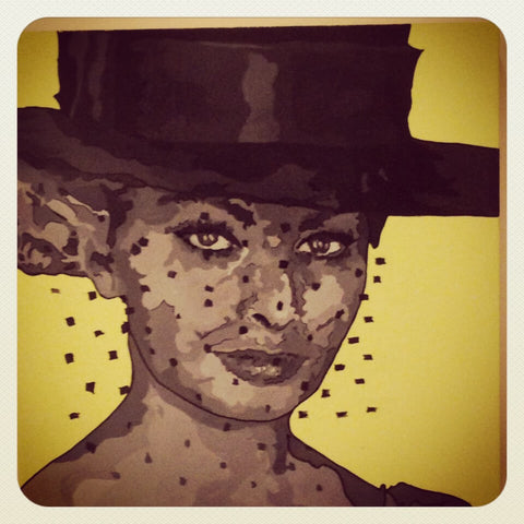 sofia loren, sophia loren, pop art, paintings for sale, gianluca resi,