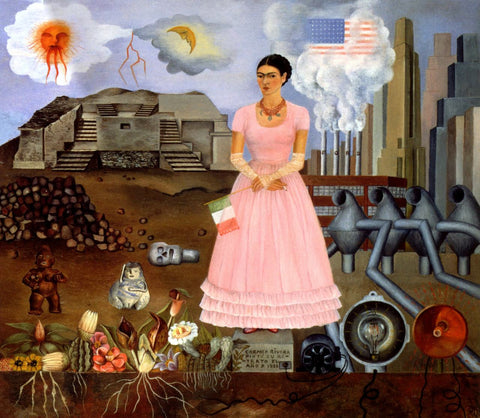 frida kahlo, frida kahlo paintings, frida kahlo quotes, frida kahlo biography,