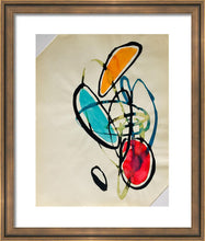 Load image into Gallery viewer, HYGGE EASE ORIGINAL ABSTRACT WATERCOLOR SIGNED WELLNESS COZINESS LOVE - Arterama's