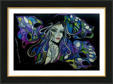 Load image into Gallery viewer, METAMORPHOSIS ORIGINAL PAINTING BUTTERFLY TRANSFORMATIONS CYCLE LIFE - Arterama's