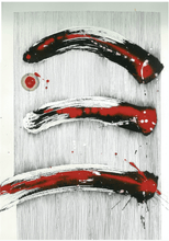 Load image into Gallery viewer, TRE TEMI DIVERSI Abstract Triptych - Arterama's