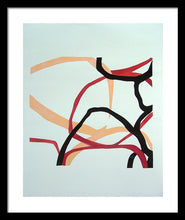 Load image into Gallery viewer, TARAB ORIGINAL MODERN ABSTRACT ACRYLIC PAINTING SIGNED ECSTASY QUIET - Arterama's